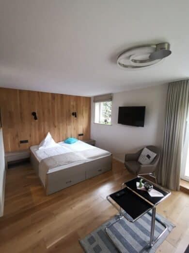 Mein Zimmer 19 im Gästehaus des Sauerländer Hofs