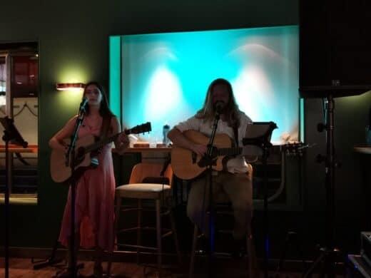 Taylor & Tyler auf der Mein Schiff 1 - tolle Menschen mit tollen Stimmen!