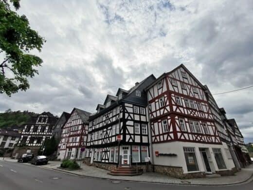 Fachwerk in Dillenburg