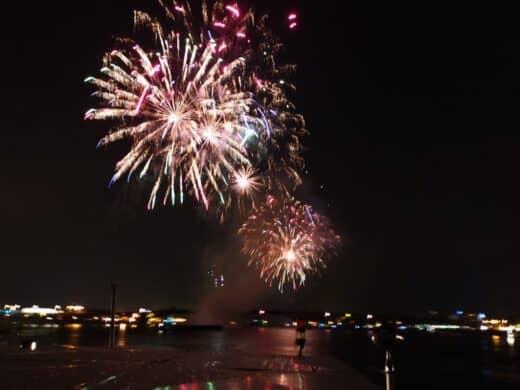 Und noch mehr Feuerwerk bei den Mainzer Sommerlichtern