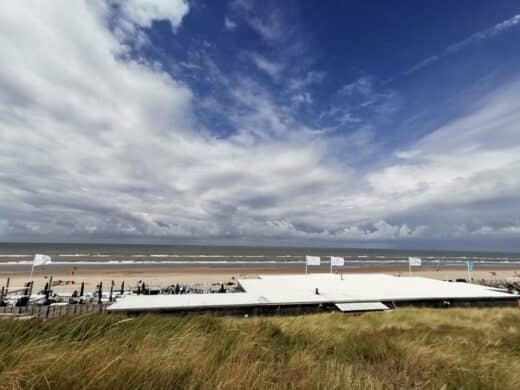 Strand in Bloemendaal