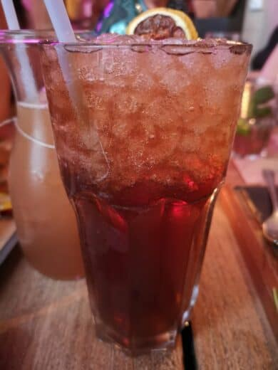 Long Island Ice Tea im Enchilada Stuttgart