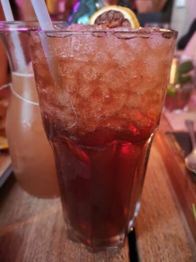 Long Island Ice Tea im Enchilada Stuttgart