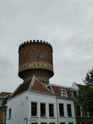 Wasserturm in Utrecht