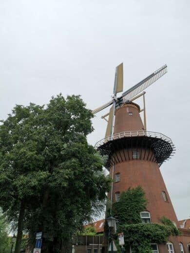 Mühle in Utrecht