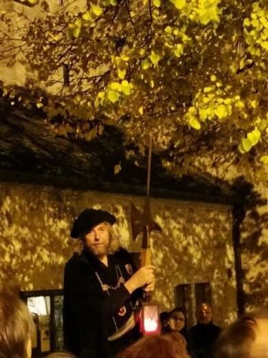 Der Nachtwächter von Rothenburg