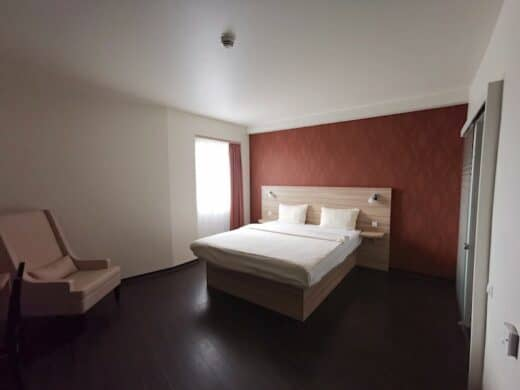 Mein barrierefreies Zimmer im Star Inn Hotel Hannover