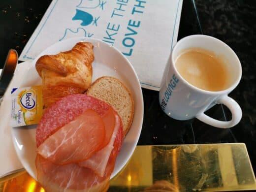 Mein Frühstück im Motel One (Teller 1 ;)