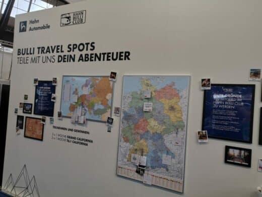 Der Hahn Bulli Club liefert Reiseinspirationen mit dem Wohnmobil
