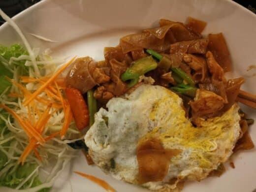 Lecker Essen im Kwan Kao