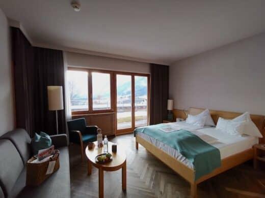 Mein Zimmer im Hotel DIE WASNERIN in Bad Aussee