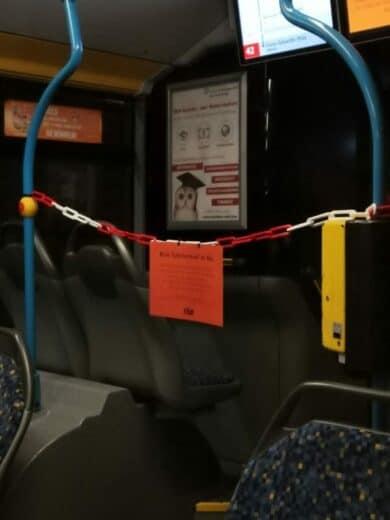 Busse der SSB