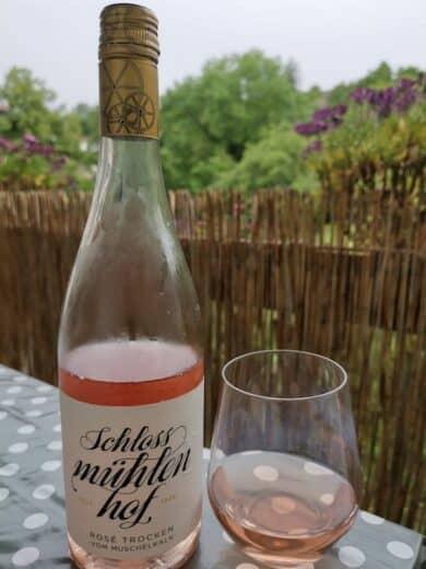 Rose vom Weingut Schlosssmühlenhof