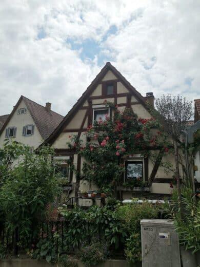 Wunderschönes Fachwerkhaus in Rosswag