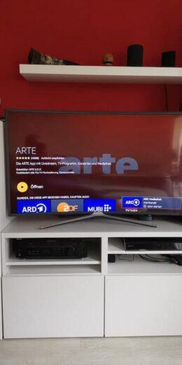 FireTV Stick von Amazon - zum einfacheren Arte schauen ,)
