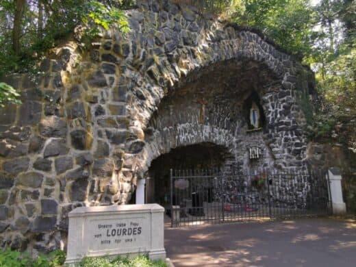 Lourdes Grotte in Waldsassen