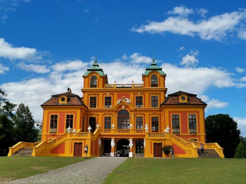 Jagdschloss Favorite Ludwigsburg