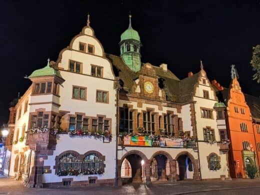 Tolle Häuser gibt es in Freiburg