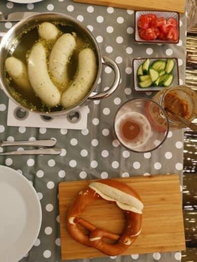 Weisswurstfrühstück!