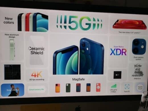 Kleinere iPhones 12
