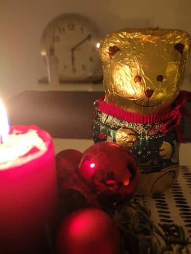 Ein Nikolaus Bär für mich :)