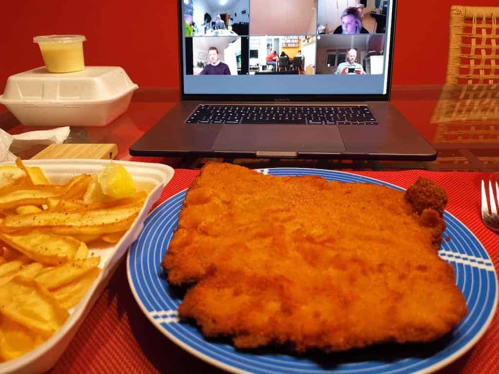 Cordon Bleu beim #SchnitzelS (digital via Jitsi))