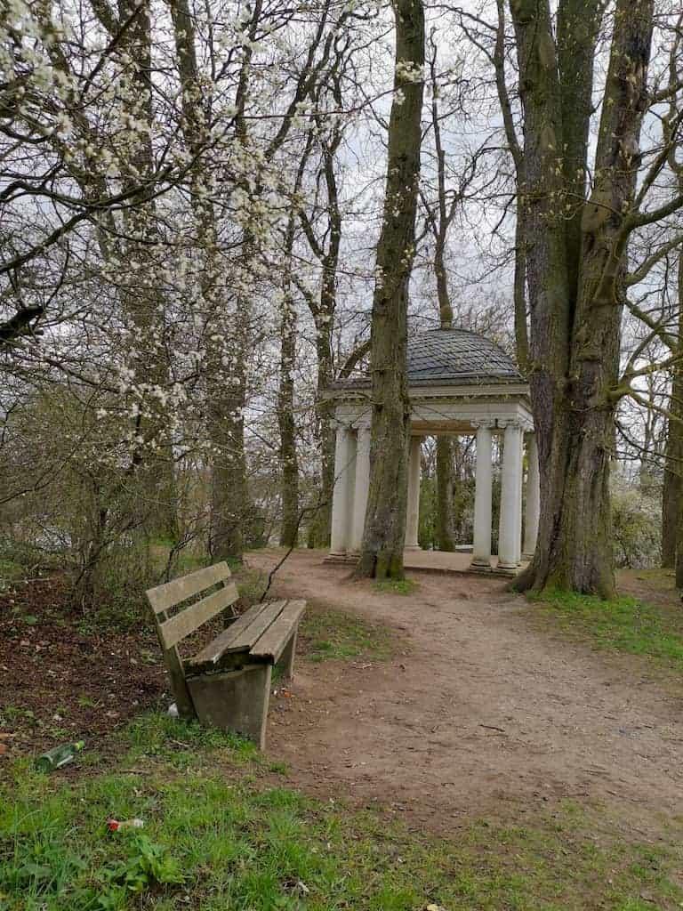 Amor-Tempel Scharnhausen