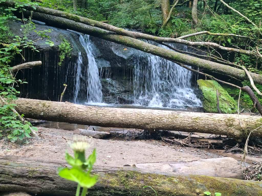 Strümpfelbachwasserfall