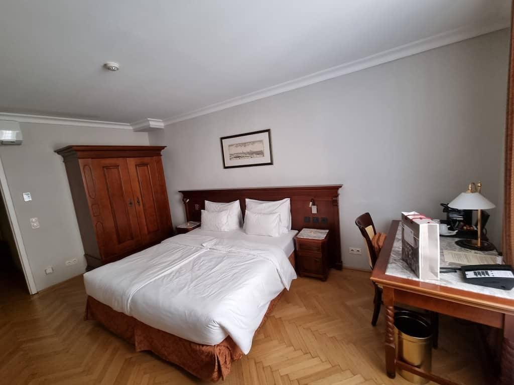 Zimmer 207 im Radisson Blu Hotel Altstadt Salzburg